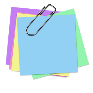 Colorful sticky notes png. Stickynotes hd transparent images