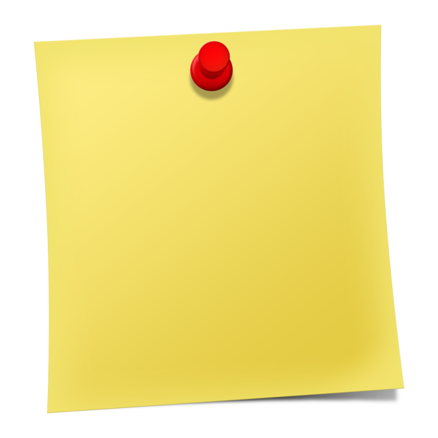 Colorful post it notes png. Antnotes on the mac