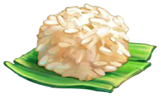 Sticky rice png. Image ingredient chefville wiki