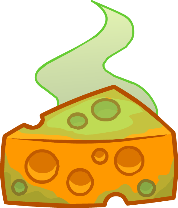 Stinky cheese png