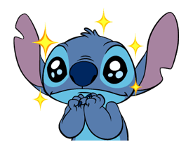 Stitch sticker png. Pin by nahely muniz