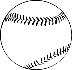 Stitch clipart baseball seam. Football stitches pictures and