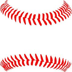 Stitch clipart baseball seam. Stitches pattern svg file