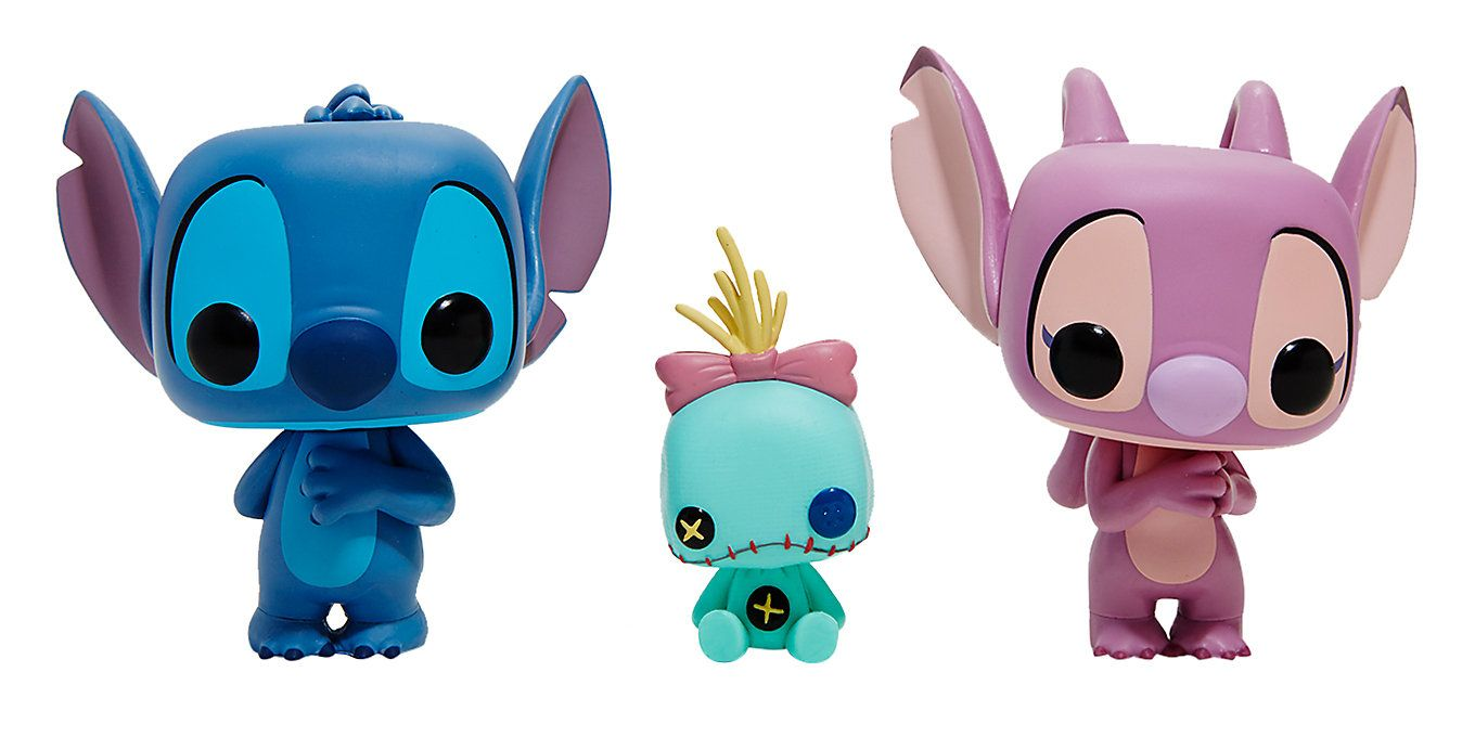 Stitches clipart angel. Hot topic exclusive stitch