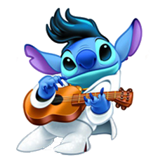 Stitch elvis png. Rockingalienuj from hosted by