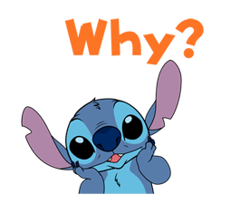 Stitch sticker png. Image