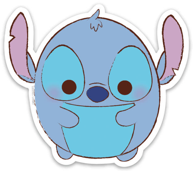 Stitch sticker png. Cherry stickers