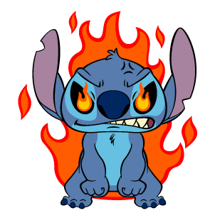 Stitch sticker png. Stickers new emojis gif