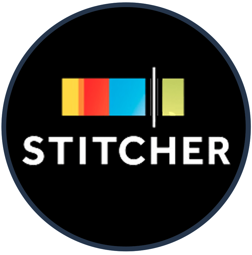 Stitcher Radio Logo Transparent & PNG Clipart Free Download - YWD