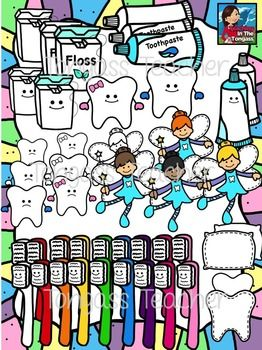 Teeth clipart plain. Tooth teething toothbrush and