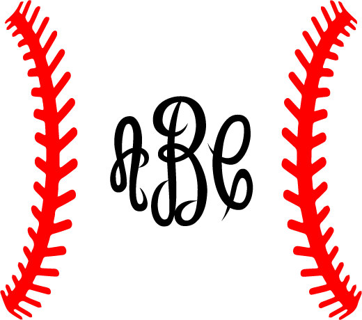 Stitches clipart svg. Baseball silhouette at getdrawings