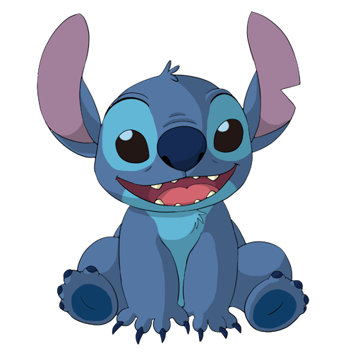 Stitches png transparent. Stitch by millionmonsproject on