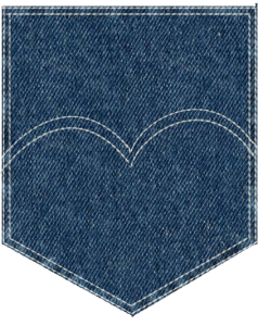 Stitches vector jeans stitching. Free sewing stitch brushes