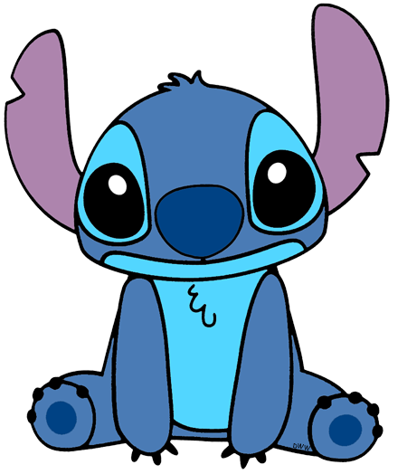 Stitches vector lilo and stitch. Svg freeuse library