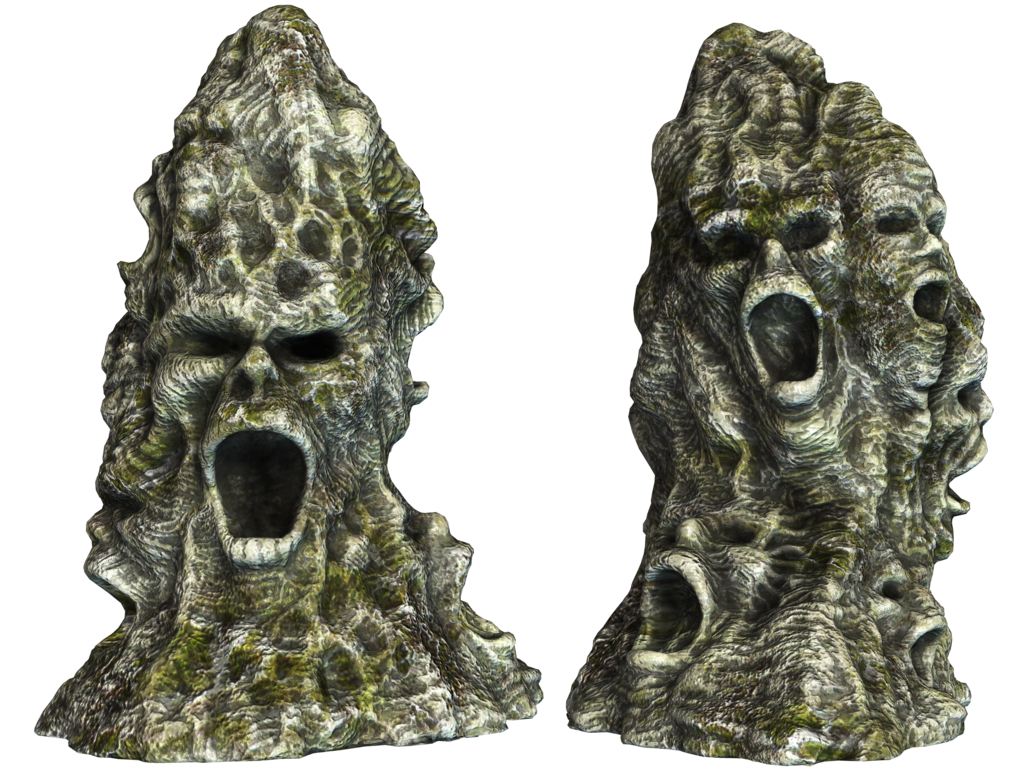 Stock png images. Spooky stones by jumpfer