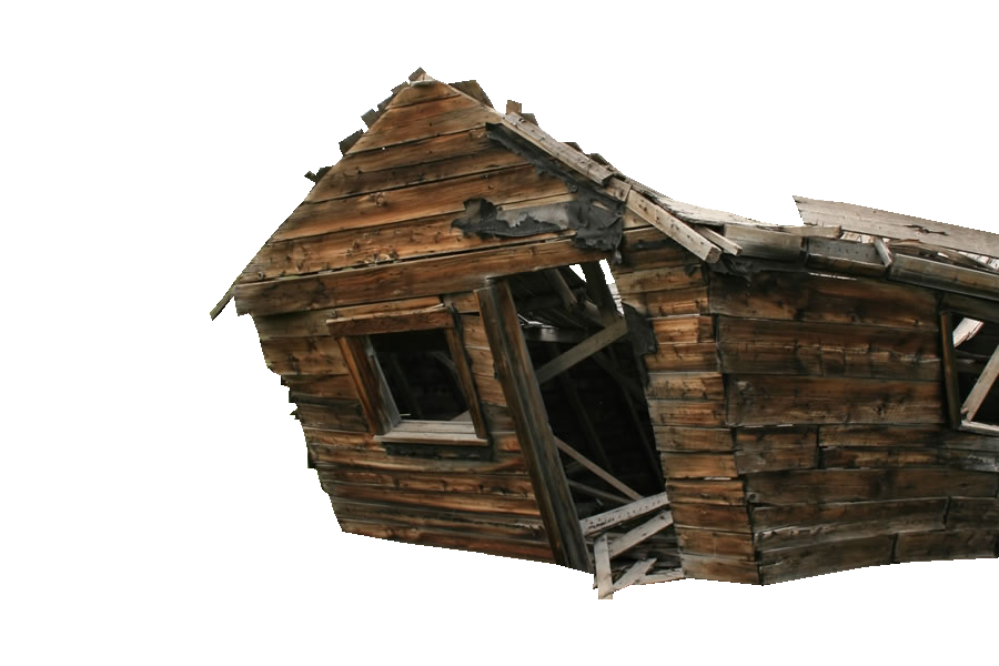 Stock png images free. Old structure by mrd