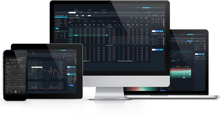 Stock trader png. E trade financial investing