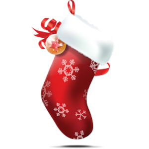 Stocking vector. Christmas free images at