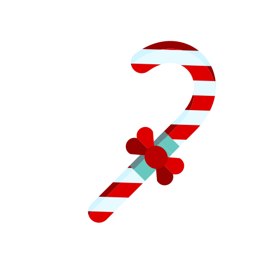 Stocking vector candy cane. Iconfinder merry christmas by