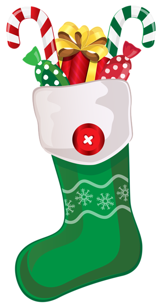Stocking vector candy cane. Stockings png library