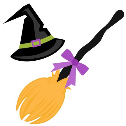 Stockings clipart witch. Halloween at getdrawings com