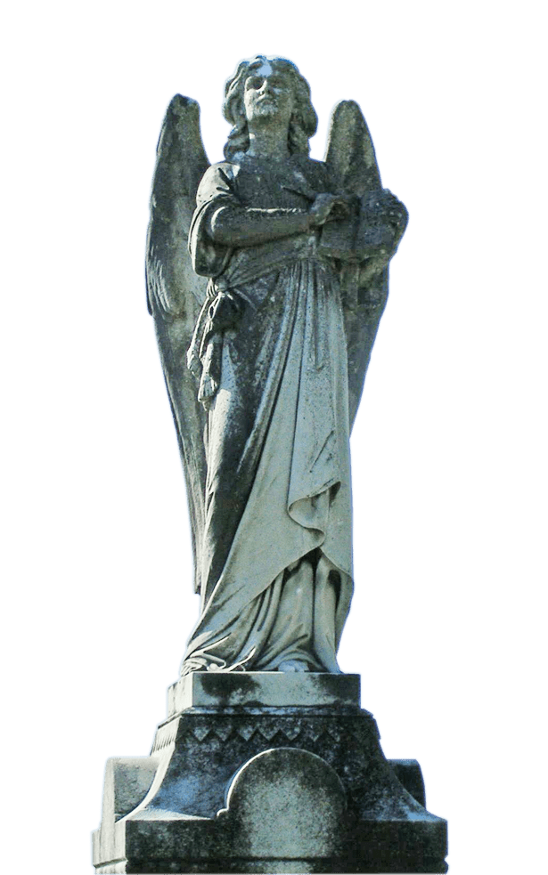 Angelstatue herefordshire historic churches. Stone angels png svg free library