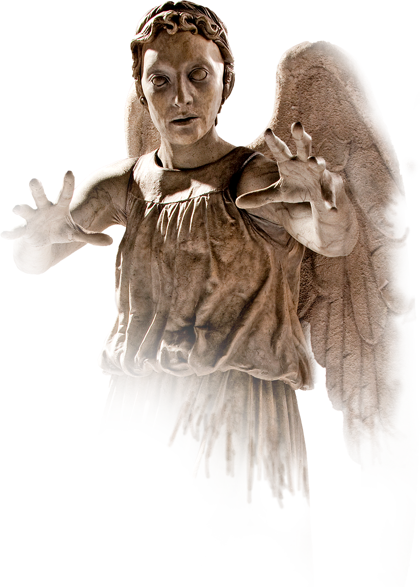 Ksc weeping known as. Stone angels png picture black and white download