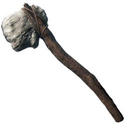 Pickaxe transparent makeshift. Crafted axe official the