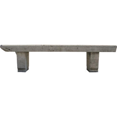 stone bench png