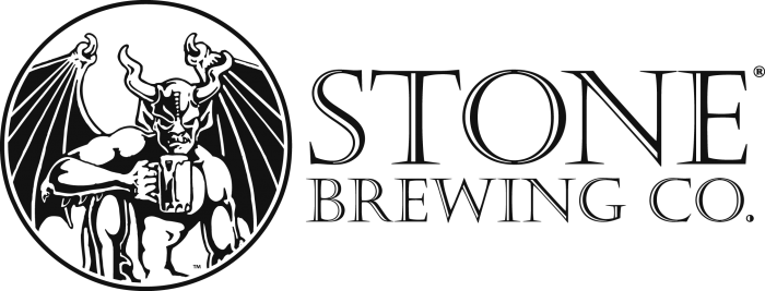 stone brewing logo png