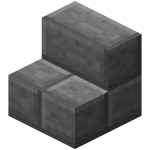 Forward facing stairs png. Official minecraft wiki stone