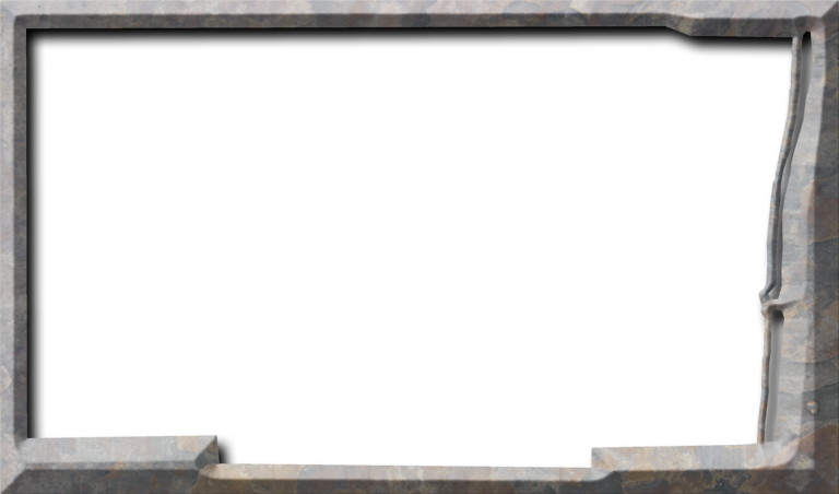 Stone frame png. Broward fancy style maps