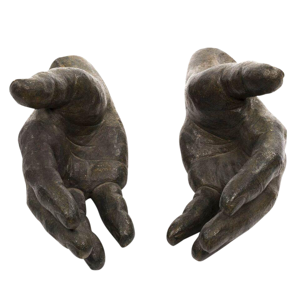 Stone hand png. World class pair of