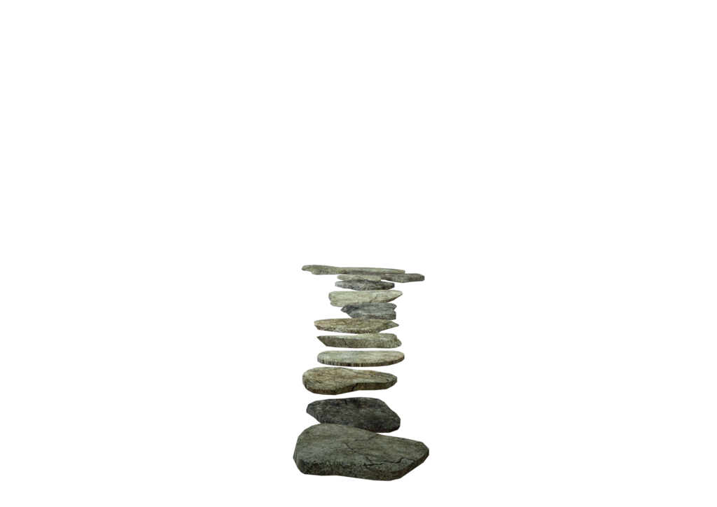 Stone path png. Stock by everildwolfden on