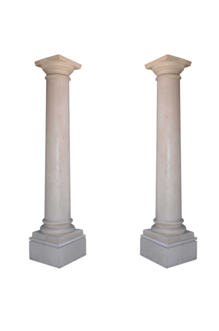 Stone pillar png. Columns pillars stock photo