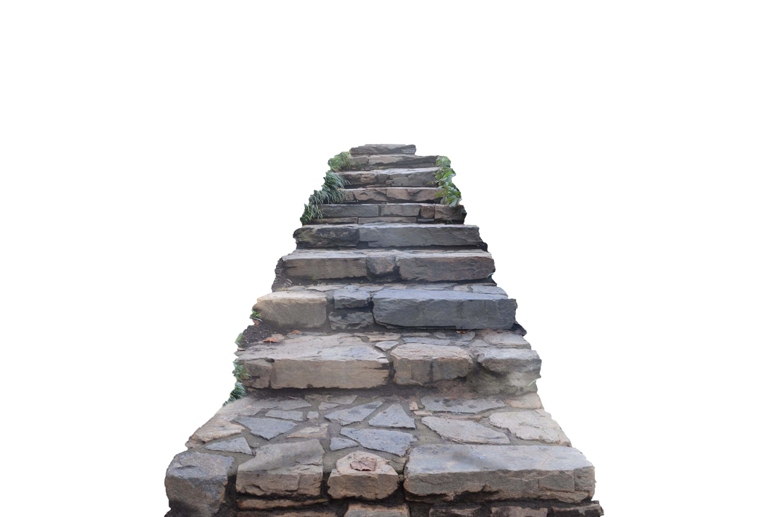 Png stairs. Stone staircase stock photo