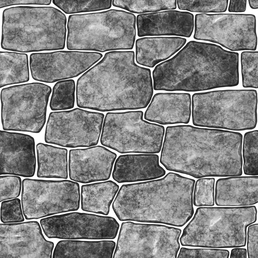 Stone texture png. Stonewall grey by yagellonica