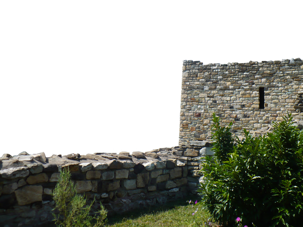 Stone wall png. By velvet skies stock