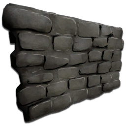 Wall stone png. Official ark survival evolved