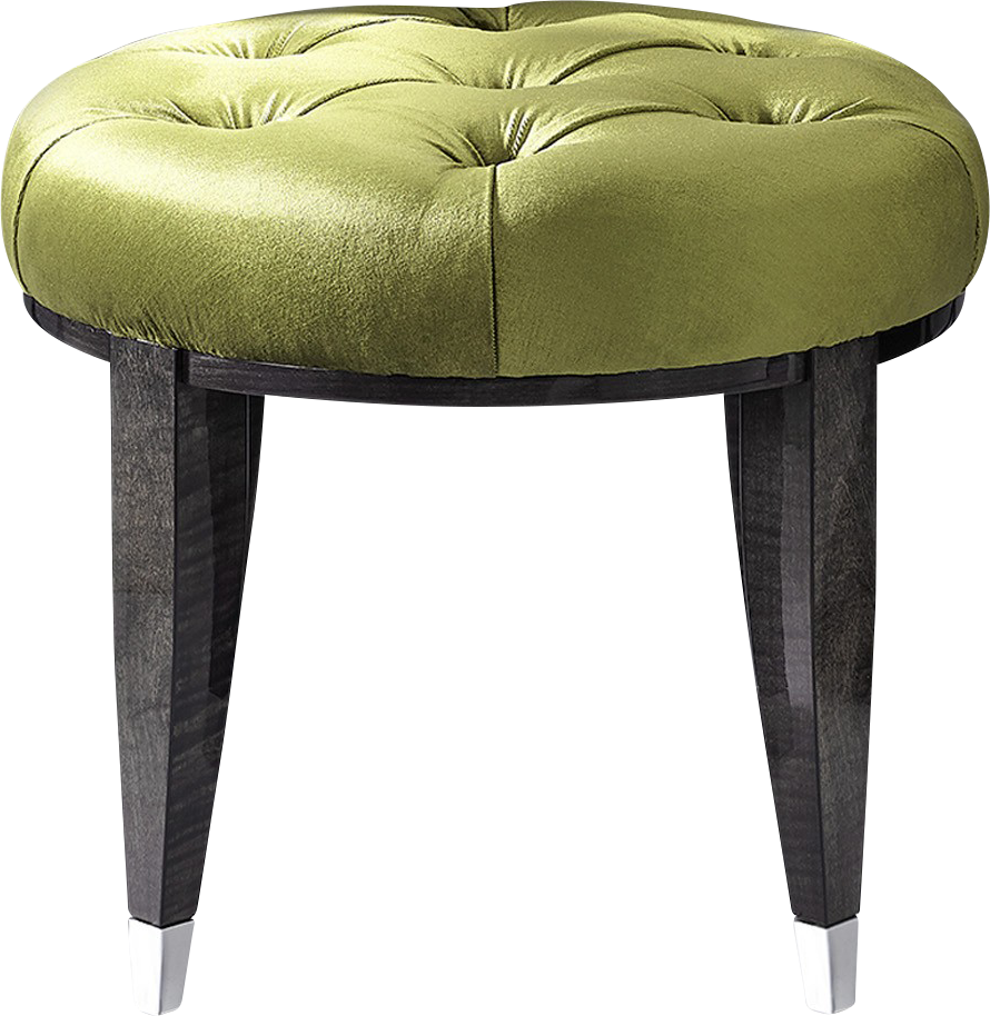 Stool drawing. The gosford ottomans poufs