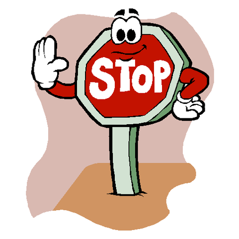 Stop clipart. The top best blogs