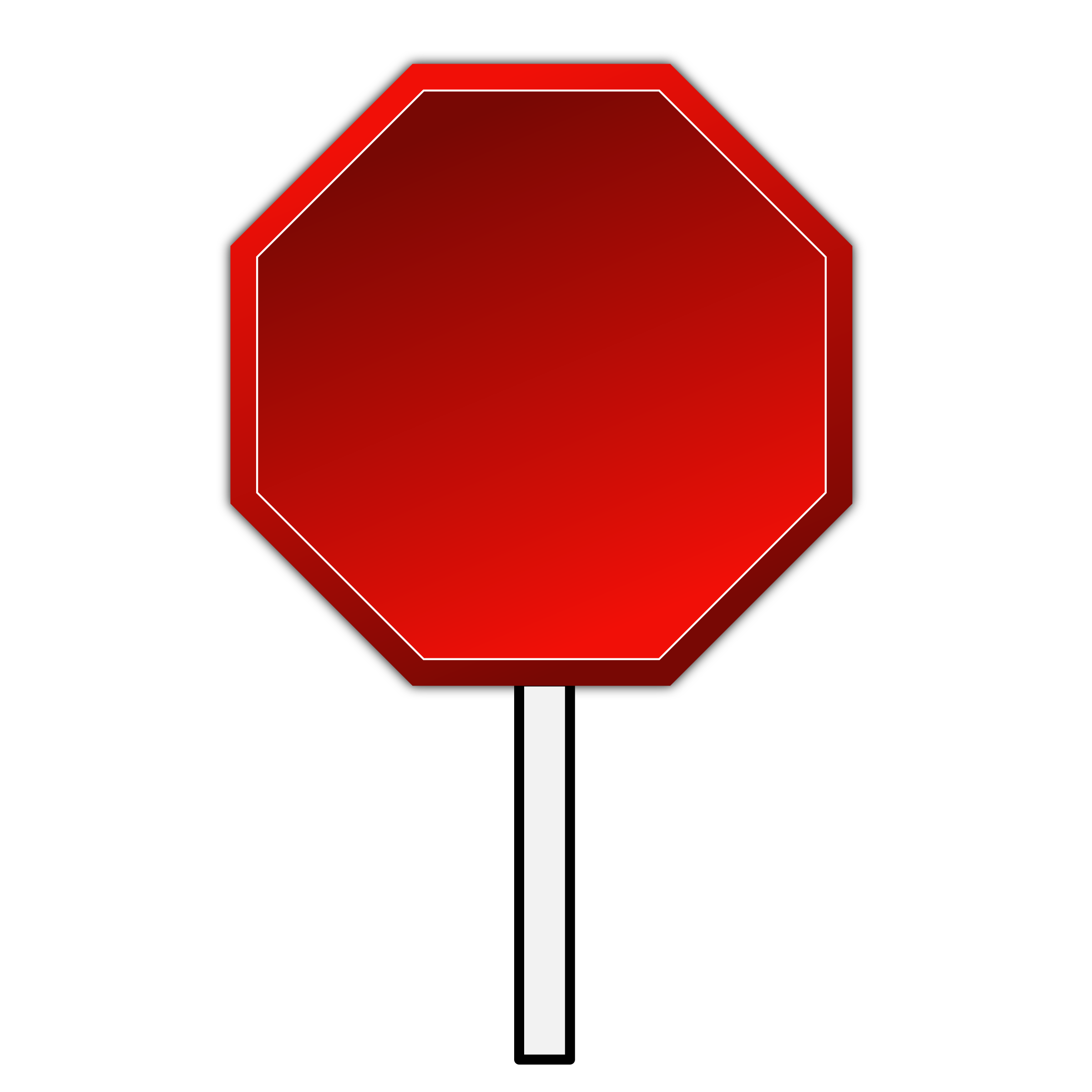 Stop clipart png. Sign big image