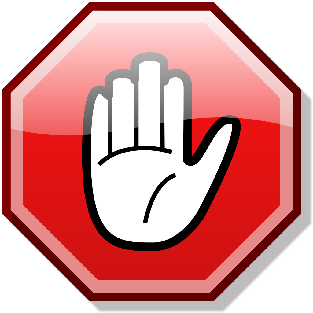 Stop hand png. File nuvola svg wikipedia