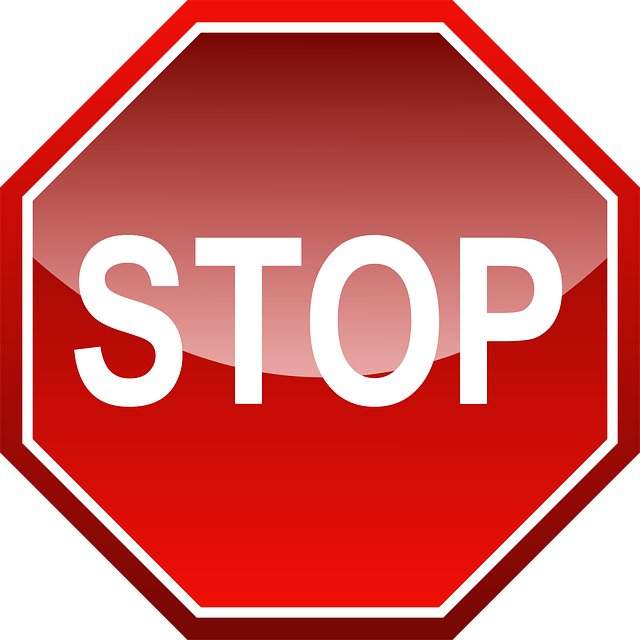 Stop logo png. Format images of sign