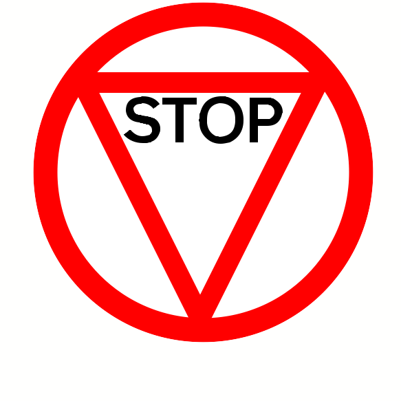 Stop .png. File old style sign