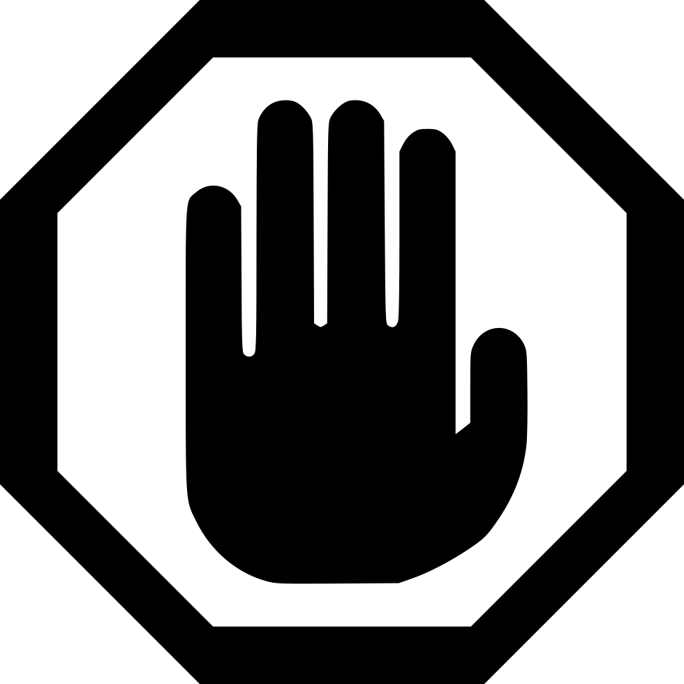 Stop symbol png. Svg icon free download