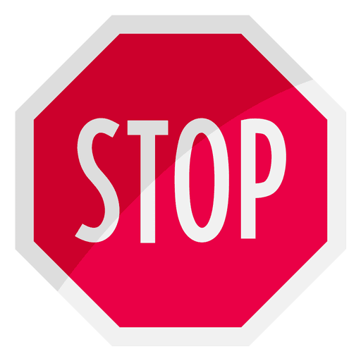 Stop png. Sign transparent svg vector
