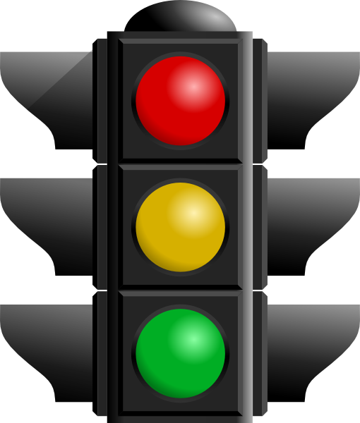 Stoplight clipart cute. Free stop light download