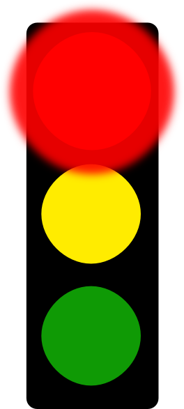 Stoplight goes
