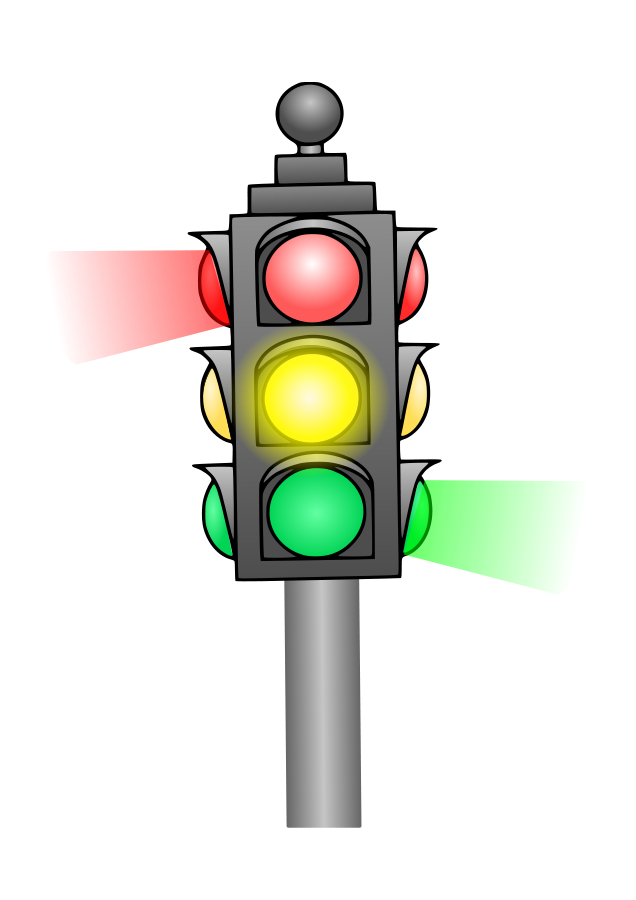 Stoplight clipart light post. Free traffic cliparts download